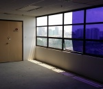 A sample photo of the Faber Tower bare office unit