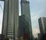 KLCC Lot C now named PETRONAS Tower 3 will be another Grade A office space