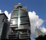 KL33 is an office building in KL CBD area Jalan Sultan Ismail