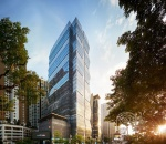 Menara Shell is grade office building located at KL Sentral MSC Cybercentre