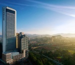 Vista Tower The Intermark KLCC area golden triangle prime a new office to let