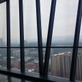 nice view from the windows of menara shell
