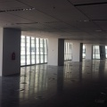 menara shell kl sentral office with raised floor and trunking box