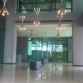 The Hampshire Place Office lobby