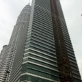 PETRONAS Tower 3 is now near to completion & the office space is open for rental
