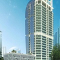 Menara Worldwide is a new office building along Jalan Bukit bintang
