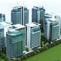 Bangsar South the horizon Phase 2 office building is with green building status